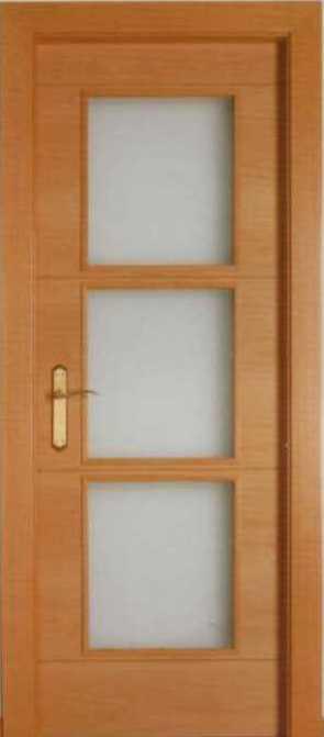 Mader vila carpinter a de madera en vila for Modelos de puertas de madera para cocina integral
